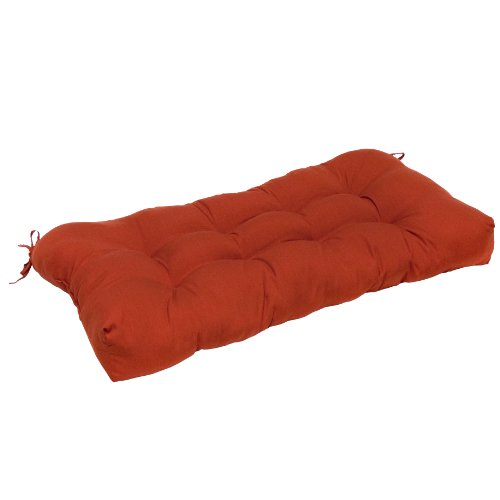 Greendale Home Fashions 42-Inch Indoor/Outdoor Sette Cushion, Salsa picture
