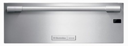 "Electrolux E30Wd75Gps 30"" Warmer Drawer With Smooth-Glide® And Custom-Settm Temperature Controls, Stainless Steel front-1068305"