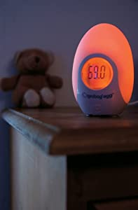 Grobag Egg Digital Room Thermometer (Discontinued by Manufacturer)
