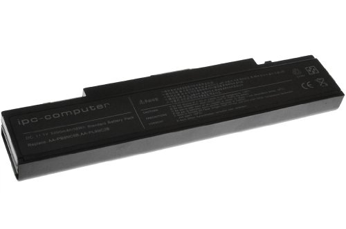 Akku f&#252;r Samsung R530-JS07DE (schwarz 5.200mAh kompatibel)