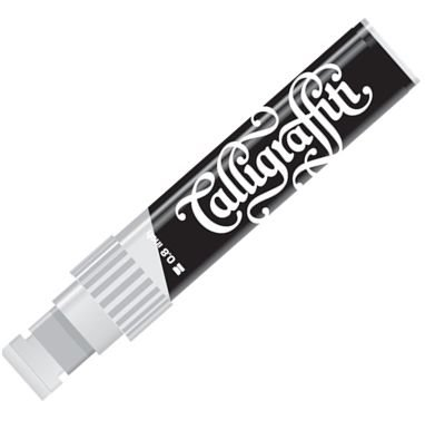 On The Run 084 – Calligraffiti Marker – Red Calligraphy Pen
