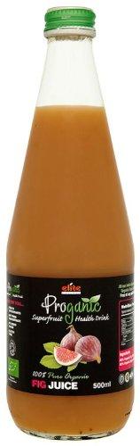 Proganic Organic Fig Juice 500 ml (Pack of 3)
