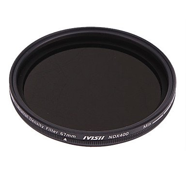 Pixel 67Mm Neutral Density Filter Nd2 Nd400 With Lens Cap