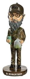 7″ Si Robertson Bobble Head Doll – As…