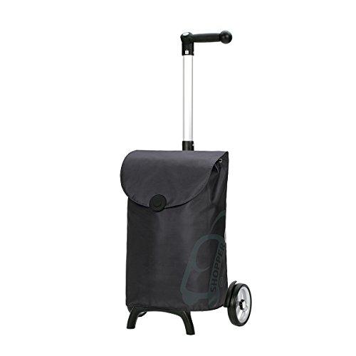 chariot-de-courses-unus-fun-pepe-gris-volume-49l-garantie-3-ans-made-in-germany