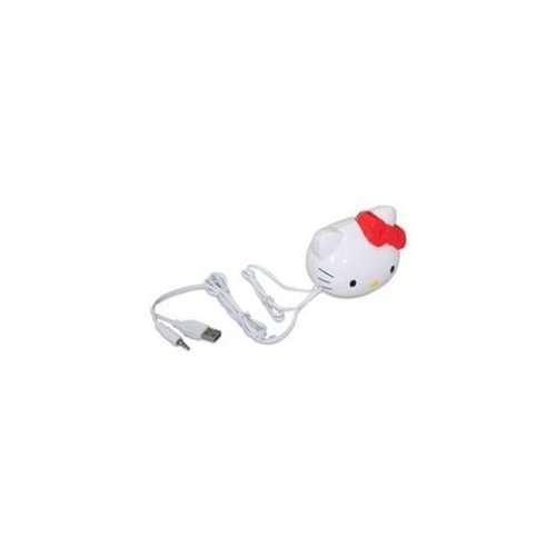 Hello Kitty Molded Head USB Speaker 78609