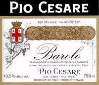 Pio Cesare Barolo 2004 750Ml