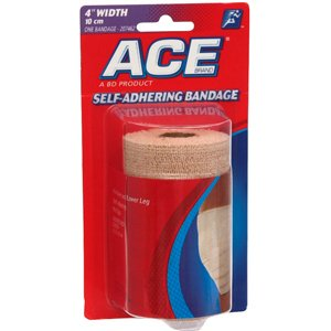 ACE BANDAGE SELF-ADHER 4