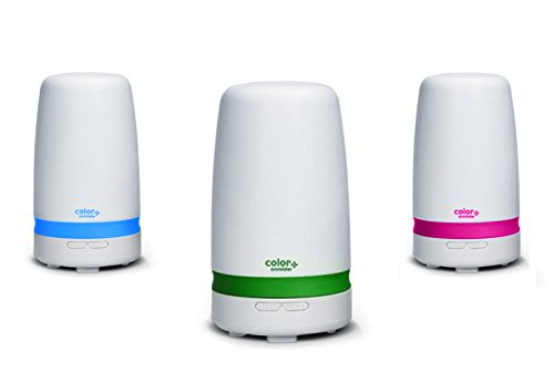 Essential Oil Diffuser Arcadia Living 100 Ml Cool Mist Aromatherapy Diffuser Ultrasonic Air