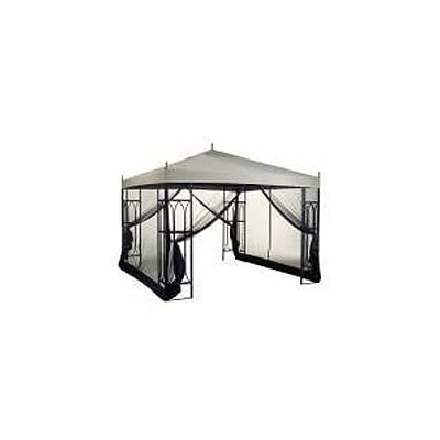 Replacement Canopy For Lowes Garden Treasures Finial Classic Gazebo Patio Lawn