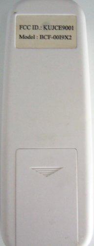 Ceiling Fan Remote Control BCF 0019X2 BCF 00I9x2