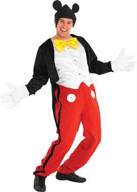 Mickey MouseTM costume adults - M