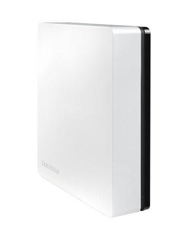 Toshiba HDWC120EW3J1 Stor.E Canvio 2TB USB 3.0  Desktop Hard Drive - Black/White