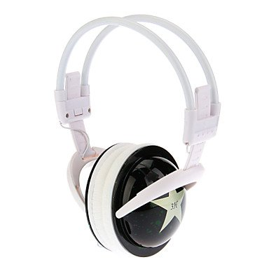 Guang 3H-865 Foldable Bluetooth Fm Stereo Radio Headphones(Red,Green,Blue,Brown)