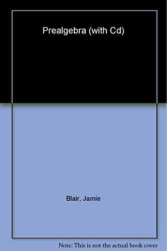 Prealgebra: With Additional Material (Custom Edition for Baker College)