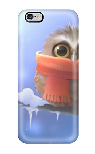 Obi-2623rmoHBEAG Tpu Case Skin Protector For Iphone 6 Plus Baby Owl With Nice Appearance