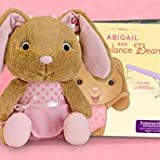"Hallmark ABIGAIL ~Interactive Story Buddy~ Includes the First Book ""Abigail And The Balance Beam"""