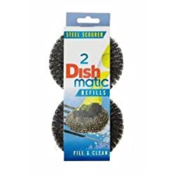 Dish Matic Dish washer Refil pack of 2