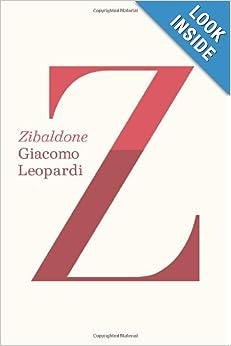 Downloads Zibaldone ebook