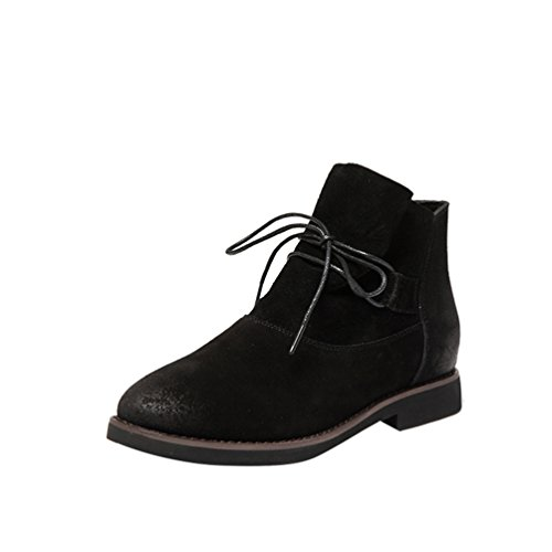 christmas-perfectaz-women-fashion-casual-cow-suede-round-toe-lace-up-mid-top-pull-on-oxfords-boots-s
