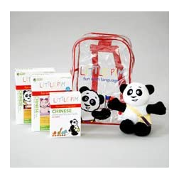 Little Pim: Chinese Backpack Plu