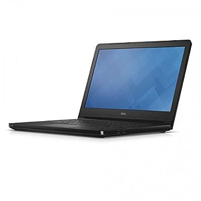 Dell Inspiron 5455 14.0-inch Laptop (A8-7410/4GB/1TB/Windows 8.1), Black