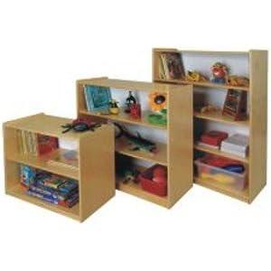 childs play hardwood 2 shelf bookcase 29. Black Bedroom Furniture Sets. Home Design Ideas