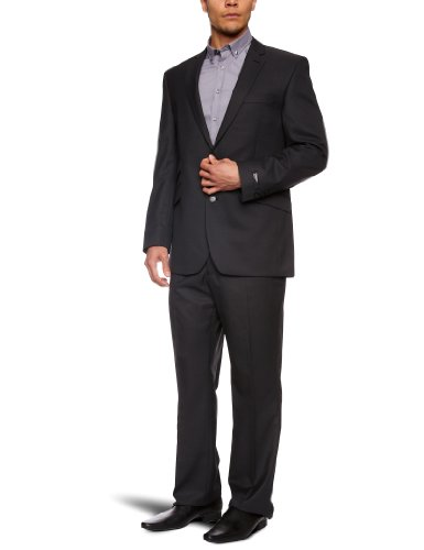 Gibson Twill Single Breasted Men's Two-Piece Suit