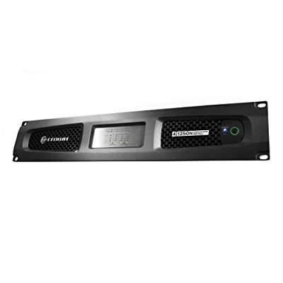 Crown DCi4-1250N | 4 Channel DriveCore Install series Professional Amplifier from Crown