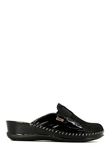 Susimoda 6501 Pantofola Donna Nero 41