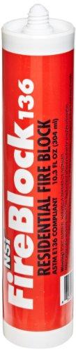 fireblock136-residential-rated-non-combustible-fire-block-103-oz-caulk-tube-for-residential-applicat