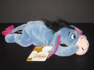 The Disney Store New Eeyore - 1