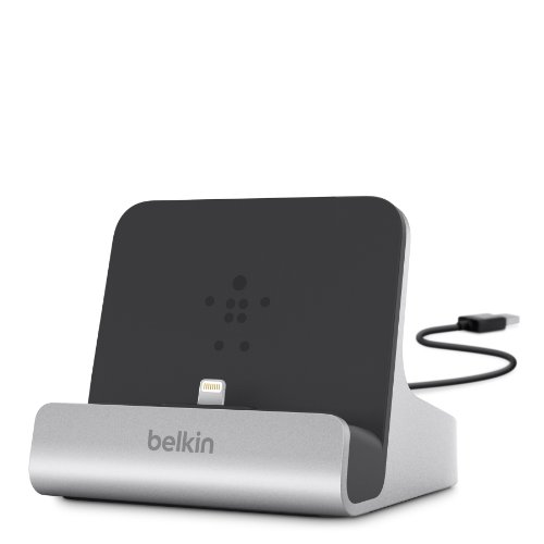 Why Choose Belkin ChargeSync Express Dock with Lightning Cable Connector for iPad Air, Air 2, 4th Ge...