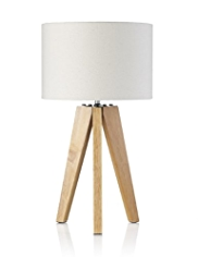 Modern Tripod Table Lamp