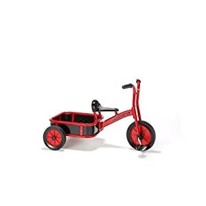Winther Viking Truck Tricycle by Winther