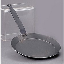 Hic 2465 Crepe Pan, Iron, 9-1/2