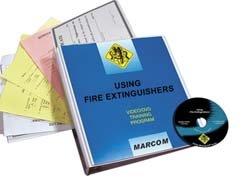 Fire Extinguishers DVD Program