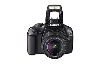 Canon EOS 1100D SLR (with Double Lens Kit EF-S 18-55mm IS II + EF-S 55-250mm IS II)