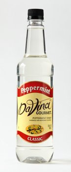 Davinci Pepermint 750Ml Plastic Single Bottle