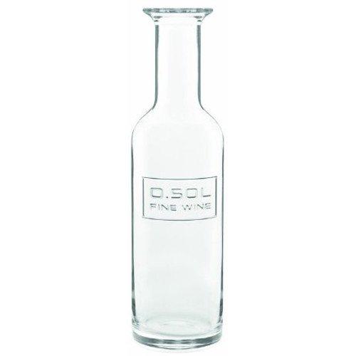 купить Luigi Bormioli Optima Fine Wine Bottle, 0.5 Liter дешево