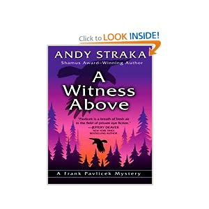 Downloads A Witness Above (Thorndike Mystery)