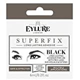 Eylure - Black Superfix - Adhesive For Individual Lashes And Lash Extend