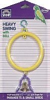 Vo-Toys Heavy Swing with Bell Bird Toy