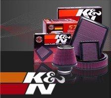 K&N Filter 33-2002 VW Scirocco I+II (53/53B) 1.8i 16V