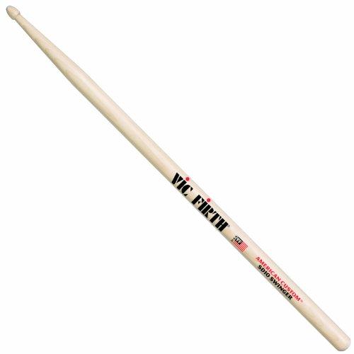 Vic firth - baguettes american custom erable - sd10 swinger - quinzaine