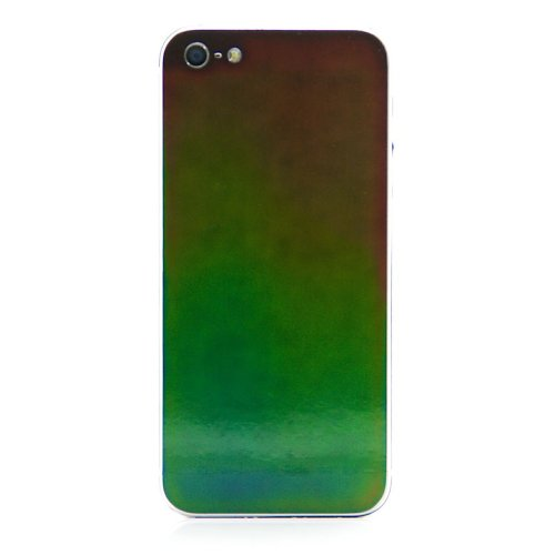 Slickwraps Mood Series Protective Film for iPhone 5 - Mood Ring (Heat Sensitive Iphone Case compare prices)