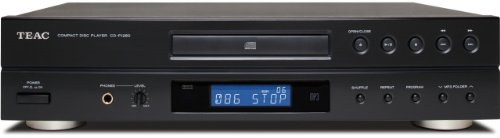 TEAC CD-P1260 CD Player Black Friday & Cyber Monday 2014