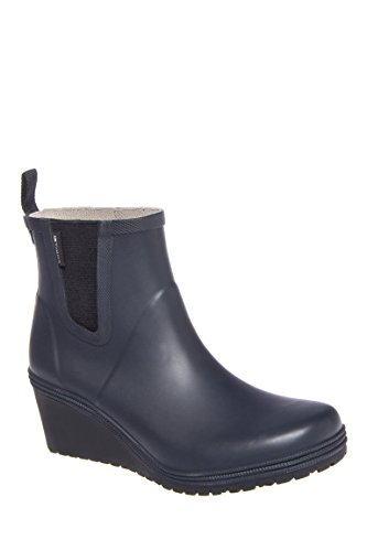 Emma Mid Wedge Rain Boot