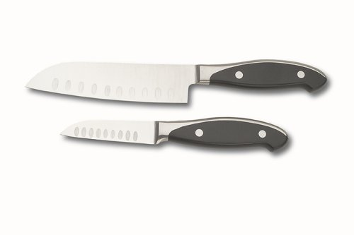 J.A. Henckels International Forged Synergy 2-Piece Asian Knife Set