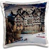 hotels-usa-colorado-beaver-creek-ritz-carlton-hotel16x16-inch-pillow-case
